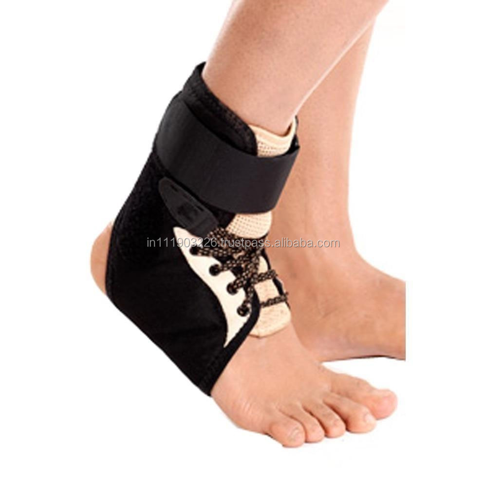 Ankle Brace Support with 3-Way Support and Comfort