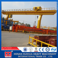 widely used l shape single beam gantry crane cheap