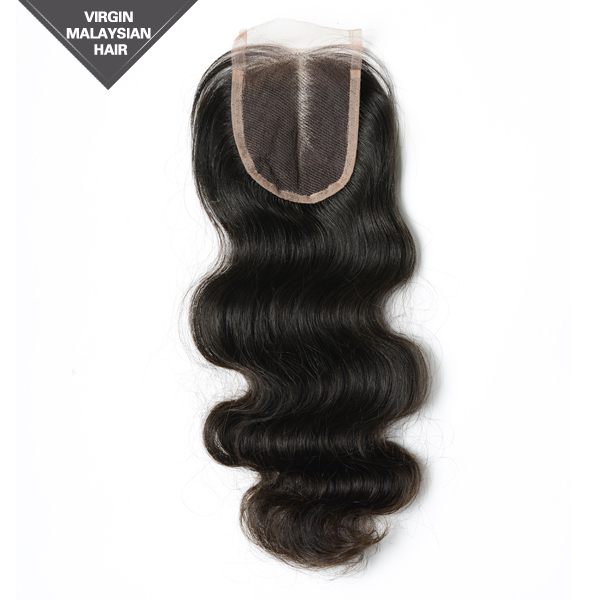VV Quality Real Remy Black Women Aliexpress Body Wave Virgin Hair Extension Top Swiss Lace Closure