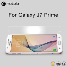 New arrival phone accessory for Samsung galaxy J7 prime shatterproof cell phone screen protector tempered glass