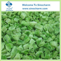 Edible Frozen Green Broccoli Stem or Floret for Sale