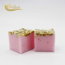 custom Natural sweet osmanthus handmade essential oil touch me please acne soap for skin rashes disease