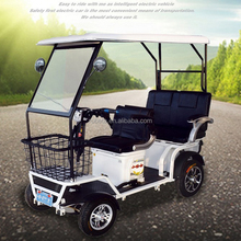 Electric tricycle for 2 adults/cheap cheap adult tricycle for sale