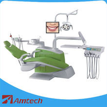 Multi-Functional Treat Unit / Electric Dental Chair AM329 / leather, High Quality, Luxury Unit. CE/ISO Approved