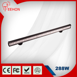 "26680lm 44"" 288w DIY led auto lamp IP68 offroad 288W led light bar"