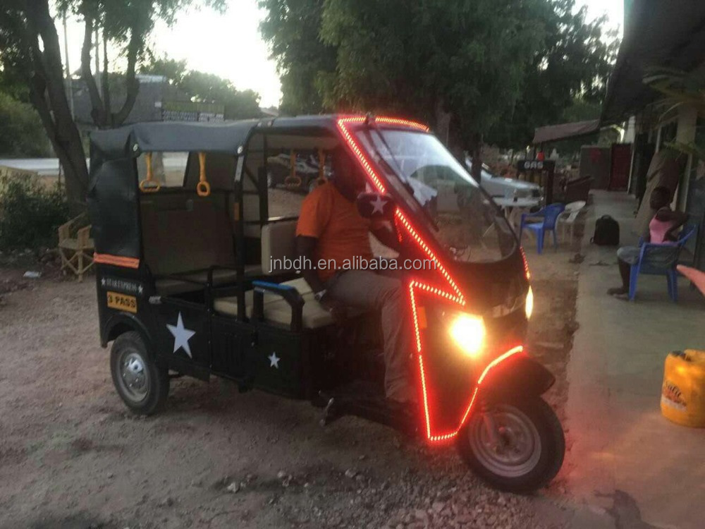 Made in China 200cc three wheel gasoline passenger car