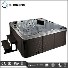 Hot Sale Waterproof Pop-up Speakers Chinese Outdoor Hot Tub
