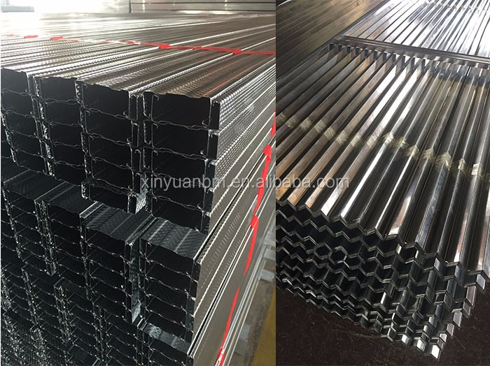 Galvanized Light Steel Keel/C Channel/ Galvanized U Profile for Ceiling