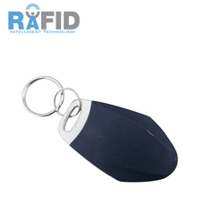 classic electronic keychain tag with 125khz tk4100 chip
