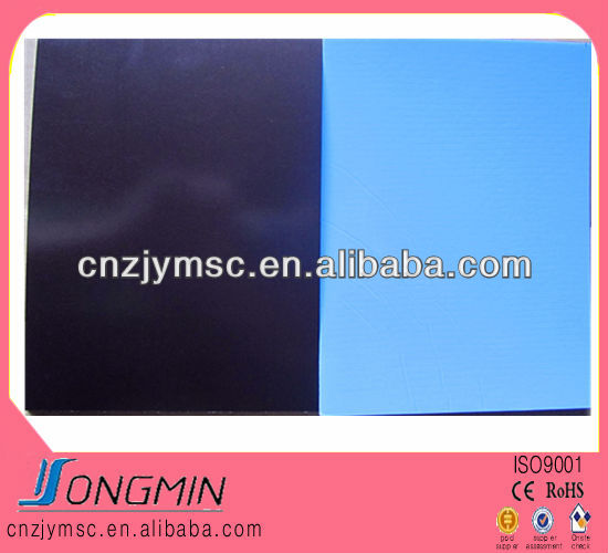 high quality flexible rubber magnetic foam sheet