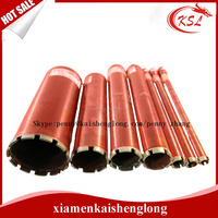 20mm-150mm diamond core drill bit for granite/marble/concrete