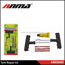 Hot Sell Durable Tire repair kit / tire repair tool kit /car tire repair tools