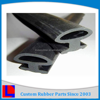 Factory manufacture ISO 9001-2008 heat resistance extruded rubber strip