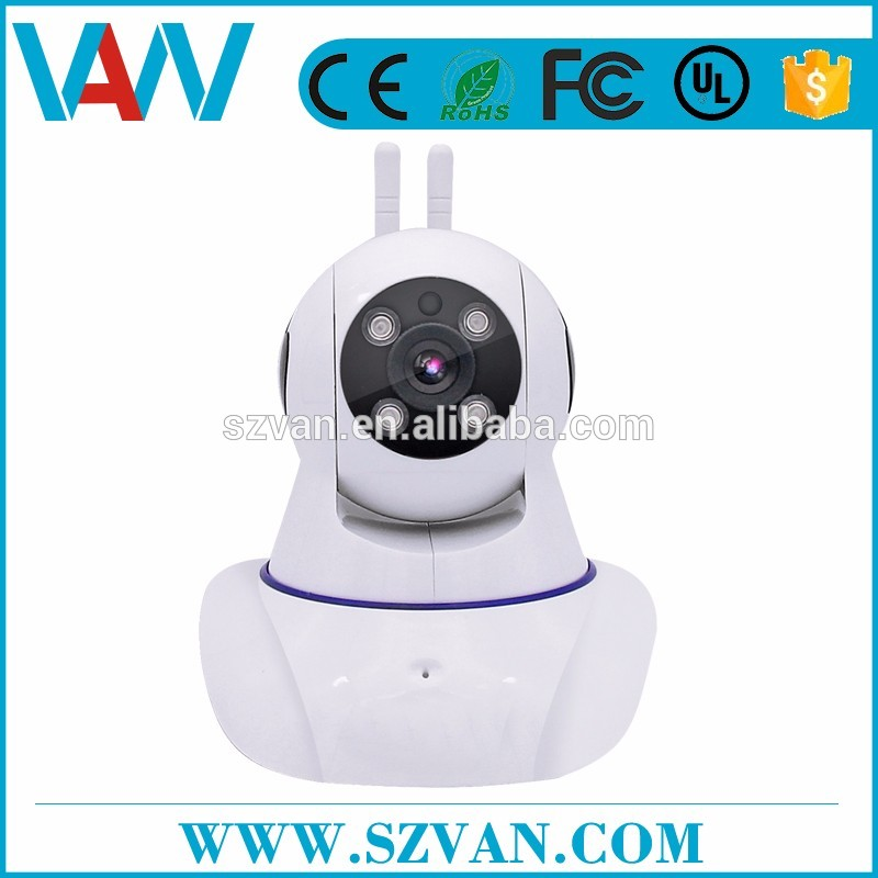 2017 New high quality intelligent network cube camera with best price