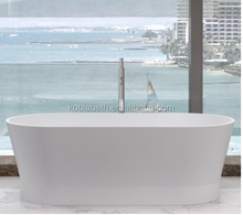 K-C26 100% fresh Acrylic Material and soaking Function 1 person single use bathtub