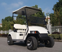 Golf car, electric