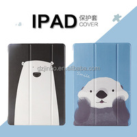 Waterproof for ipad 2017 models for ipad 2 3 4 5 6 air 1 2 3 mini 1 2 3 4, tablet leather cover case