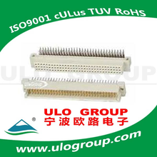 DIN 41612 eurocard 2.54mm connector female type