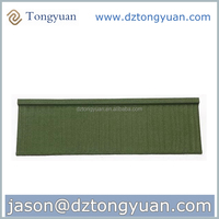 Stoned Coated Steel Roofing Shingles - Shake, Guangzhou, China