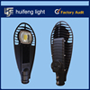 Die-casting aluminum housing with heat radiator all in one street light