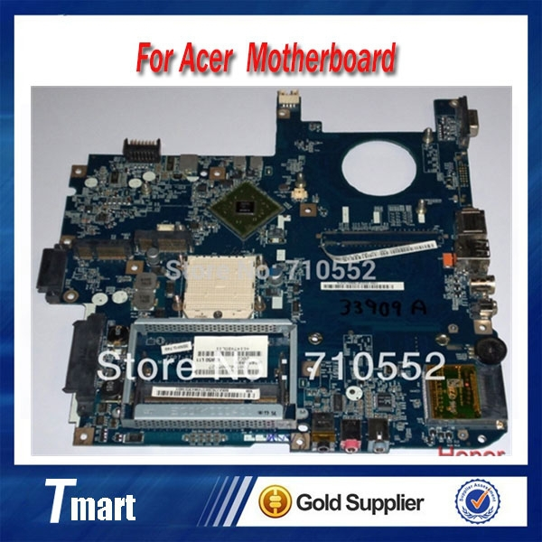 100% working Laptop Motherboard for ACER 5520 5520G LA-3581P MBAJ702003 Series Mainboard,Fully tested.