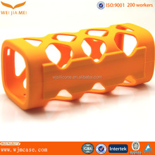 shenzhen factory silicone speaker case silicone bluetooth speaker covers