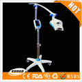 Easy use for professional led lamp for dental blaching , china manufacturer of teeth whitening machine