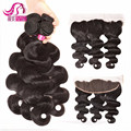 8A Natural Color 100% Human Hair Body Wave Hair Suppliers In China Raw Indian Hair Directly From India