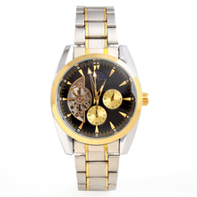 2018 Hot Selling Exquisite Dial Luxury Mechanical Watch For Men