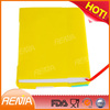 RENJIA waterproof book cover decorative book cover silicon a4 size book cover