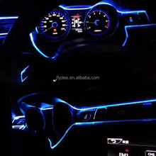 Car LED Optical Fiber for Car Interior Dashboard Decoration Lighting
