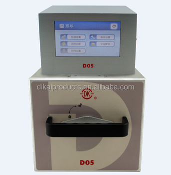 D05 Thermal Transfer Overprinter fo Vertical Packing Machine