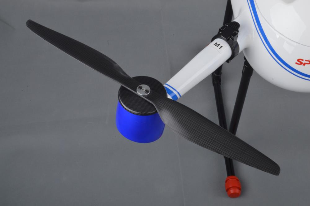 Top one best choice for industrial smart foldable Quad-rotor UAV, 42 minutes flight time, rain proof