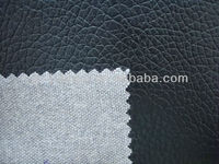 artificial leather of pvc glitter