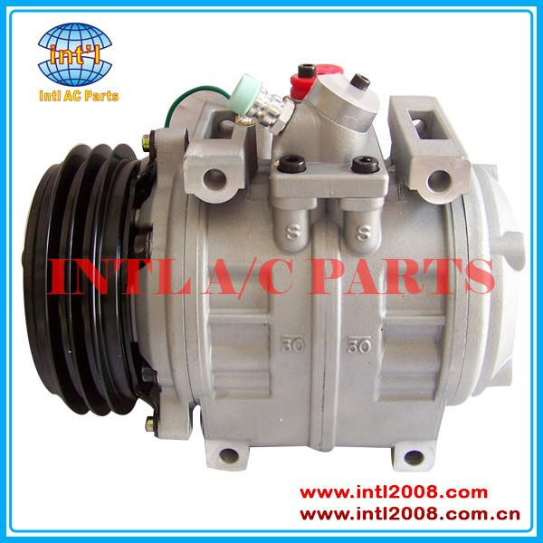 Brand new 24V toyota coaster mini ac bus compressor