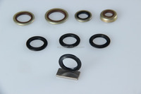 mental rubber combination sealing washer