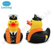 Promotion Gift Marine Life Jacket Rubber Duck
