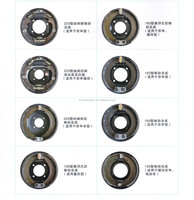 zongshen cargo tricycle parts,brake shoes