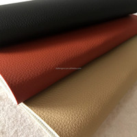 Environmental flame retardant pvc textiles leather for making car seat cover with high quality