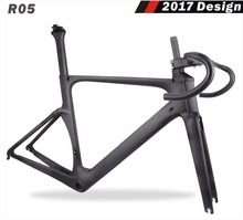 Miracle Top Sale Carbon Bike Frame Road Bike Carbon Frame/Fork/Seatpost/Clamp Accept Custom painting