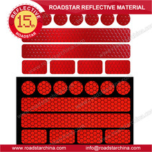 Best sale high visibility round reflective stickers for kids