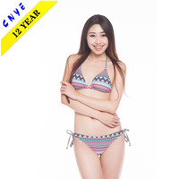 Knitted japanese sexy hot girl child models girls in bikini
