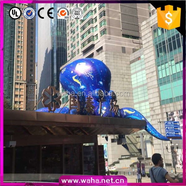 2016 Attractine Giant Advertising Inflatable Octopus/Products /Model