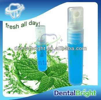 Professional oral sprays mouth spray for fresh breath mouth freshener
