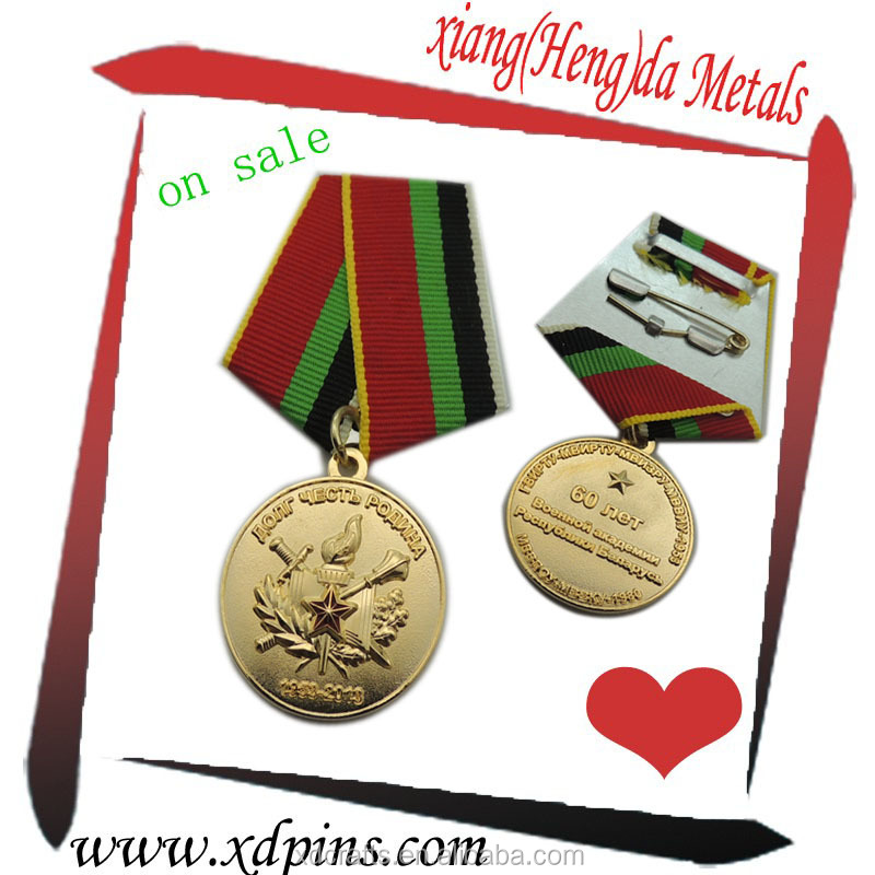 Fatory direct sale custom us army medal of honor