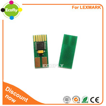 12A73 465 for Lexmark T630 632 632n 634 refillable ink cartridge for lexmark