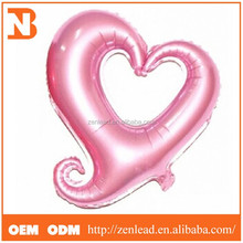 Sales Promotion gift Party decoration heart shape wedding balloon