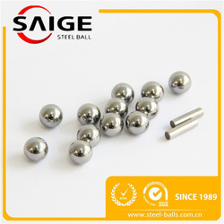 AISI440 metal massage ball stainless steel