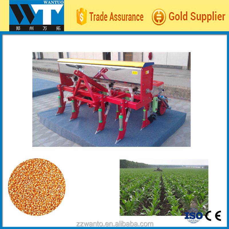 High quality 4 row corn seed planter be made Carbon steel