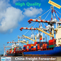 China freight forwarder door to door consolidation LOGISTIC SERVICE for LCL FCL bulk and project cargo shipping service